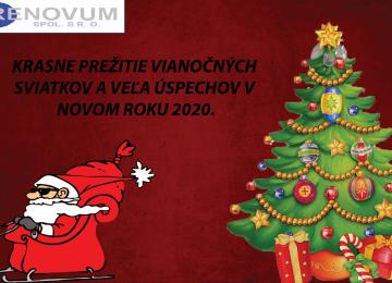 renovum vianoce